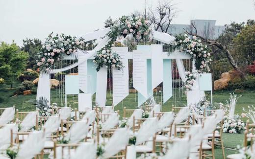 柏林婚典 I 素雅的户外婚礼 I 轻松活泼有亮点