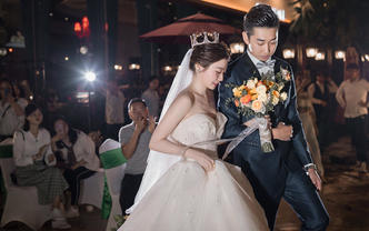 【新入驻优惠感恩】深圳广州总监级婚礼摄影全程跟拍