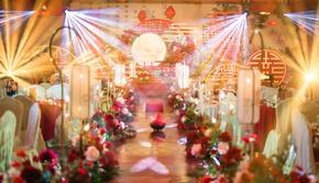 时新中式婚礼【沉香】6.5折超划算套餐│送洗衣机
