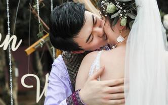 婚礼跟拍 单机位拍摄(总监一摄影一摄像)