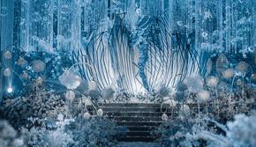 【蓝戒指婚庆】--蓝色海洋的传说