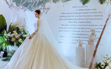 AMYLI WEDDING  新娘试纱