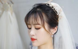 唯妮造型婚礼跟妆----资深化妆师跟妆