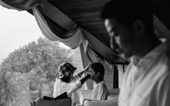 【Moving 三石君 | 婚礼摄影】单机位