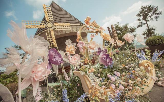 室外片 裸心堡--《寻找消失的花神》