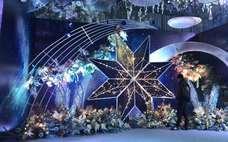 星空主题婚礼策划含布置和人员