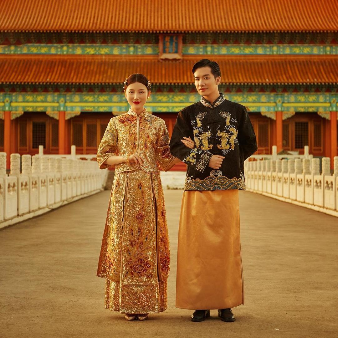 【不出滁州拍故宫】在滁州拍6国| 婚纱摄影