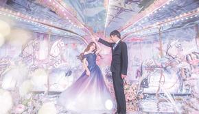 拾梦丨DreamPark·浪漫创意梦幻主题系婚礼