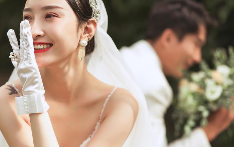 薇薇新娘 日照旅拍 全程一站式拍摄