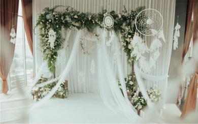 初见 - 美式小清森系复古定制主题婚礼