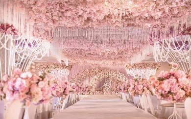 【梦幻粉】优雅唯美公主风婚礼