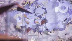 【BOYA】紫色也可以很时尚,含四大,免费创意