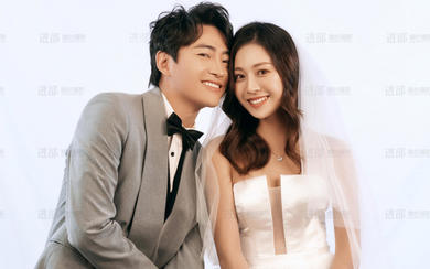【进部婚纱摄影】韩式浪漫主题·存放一生的婚纱照