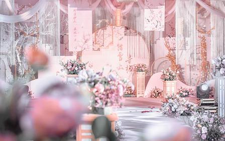 ''踏雪寻梅''- 新中式婚礼