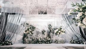乐馨定制|白绿色ins风婚礼