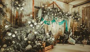 柏菲婚典——【爱时光】,四大金刚+布置