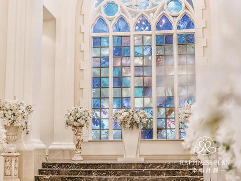【真实价格】19超值网红欧式教堂婚礼/一价全含