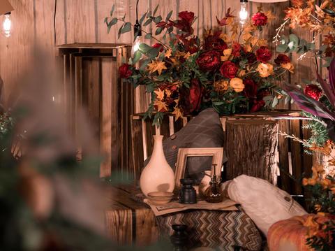 『渔田婚礼』 送你一座小木屋 复古小清新森系
