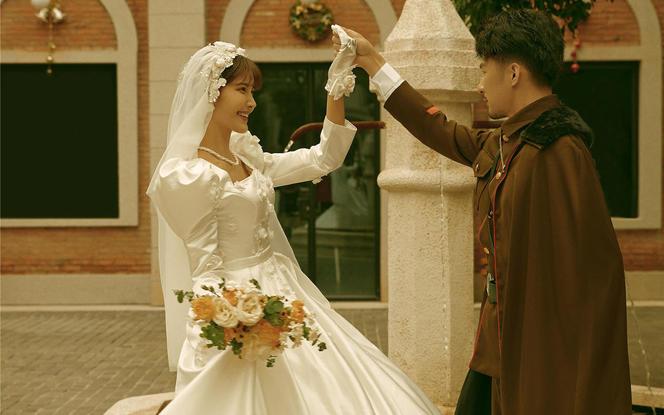 【一生只爱一人】内外景双拍,在线预约送喜嫁礼包