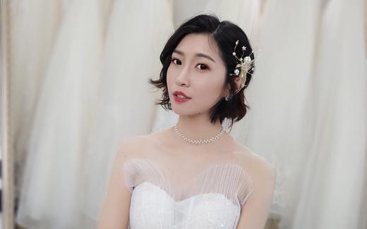 1月婚期~~总监档化妆老师试妆花絮~