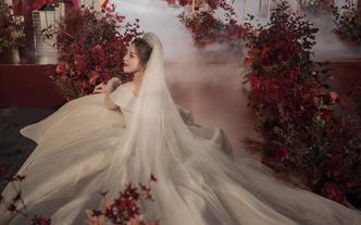 【梵思造型】全程新娘跟妆梵思创始人Judy+助理