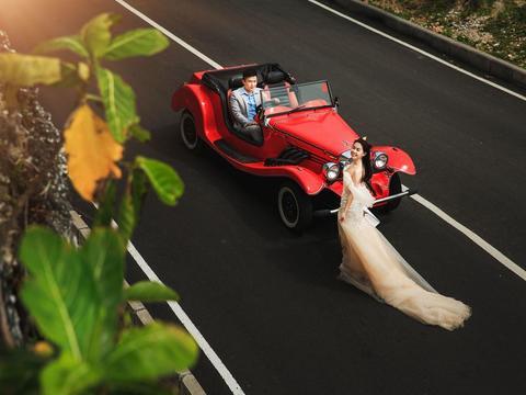 [一价全包巴厘岛]补贴机票•蜜月旅行•五星级酒店