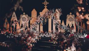 【幸福宣言婚礼】绿野仙踪 森系城堡 黛