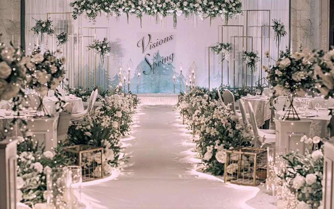 婚礼纯布置套餐|多方案可选|可定制