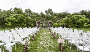 长春麦瑞蜜婚礼 草坪婚礼