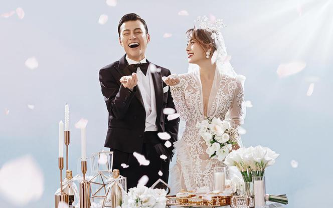 【新人必拍】仪式感+人气爆款+3000元婚嫁礼包