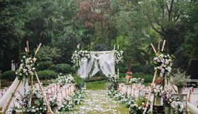外地、农村、草坪、户外百搭婚礼