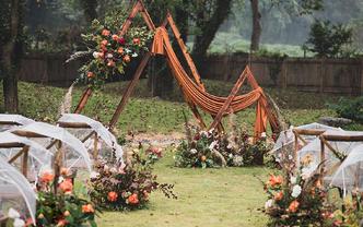 【热带猫婚礼】小预算的超值户外婚礼