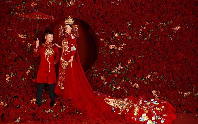 【潘朵拉】新中式复古婚纱照