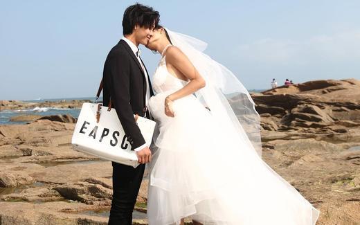 慕色美学婚纱摄影——海天一线