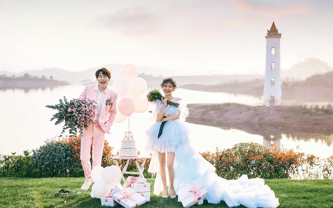 【千岛湖旅拍】千岛湖婚纱照店长推荐婚纱摄影