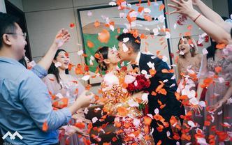 【美嫁视觉】双机位-婚礼摄影