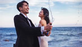 5899元《千岛湖》特惠,底片全送+送全新婚一件