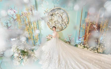 【典酷】新中式婚礼多色可选限时五折起—心湖