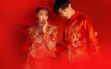 【中国风】中式新风向婚纱照