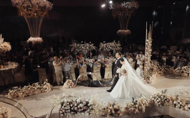 【完美记忆】电影风格明星定制 婚礼MV预告版