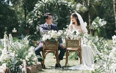 为你写信 / THE ONE BRIED草坪婚礼