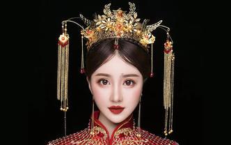 千姑娘美妆工作室新娘化妆跟妆早妆/秀禾妆/现代妆