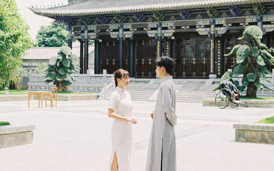 【进部婚纱摄影】中国风主题.2020必拍