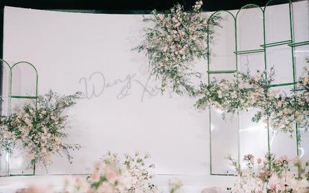 麦瑞婚礼 | 精致型小清新婚礼