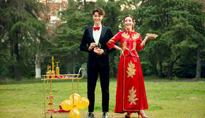 东莞每3对婚纱照就有一对在你好爱情拍
