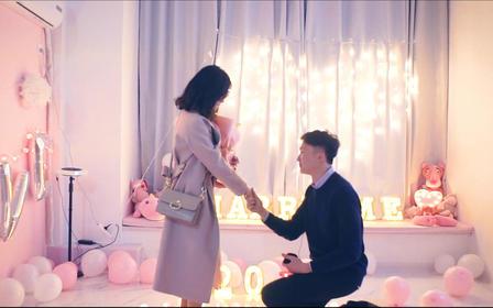 求婚、告白、生日、纪念日视频摄制底价