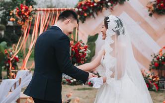 首席单机位婚礼摄影原片400精修50