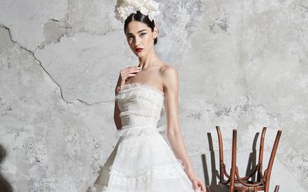 高级定制国际婚纱品牌系列