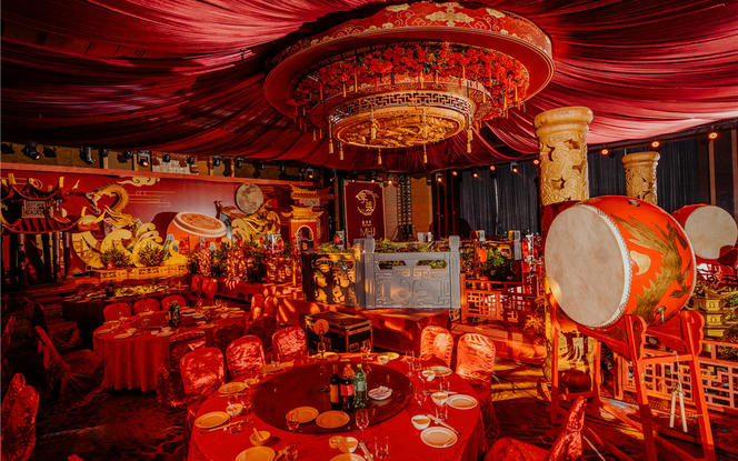 【梦幻季】中式再升级,醉擅长做中式的婚庆