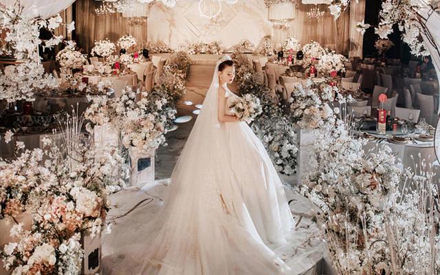 ▎MINA婚礼 ▎满天星  韩式小清新